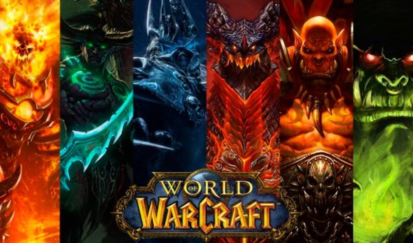 BLIZZARD ENTERTAIMENT WORLD OF WARCRAFT