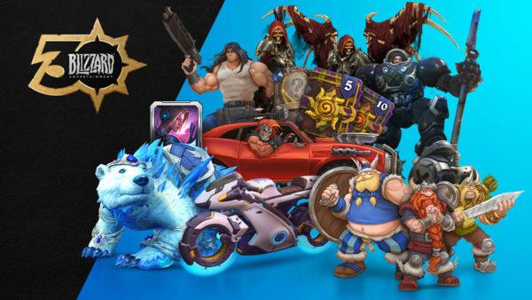 Blizzard Entertainment juegos