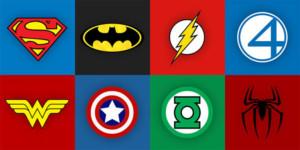 registro marcas superheroes comic
